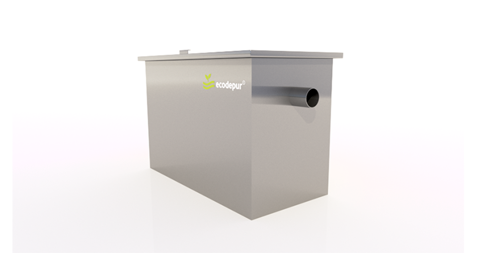 GREASE SEPARATORS ECODEPUR®, SG ECO-INOX