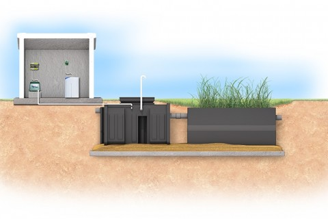 SMALL WASTEWATER TREATMENT PLANTS