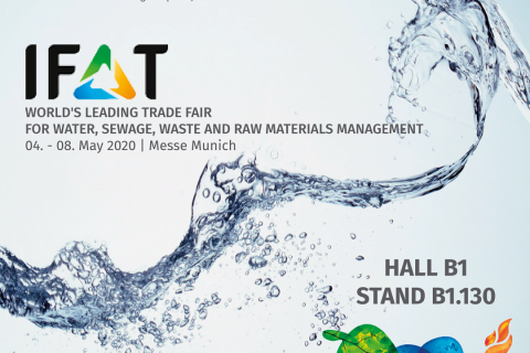 IFAT 2020, Munique